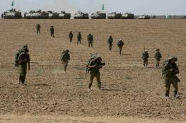 اسرائيل  تخشى تدحرج الامور لتنتهي بحرب شاملة مع غزة