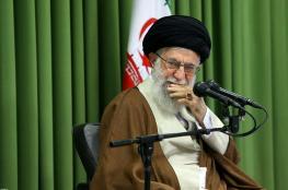 """خامنئي يعد شباب ايران :"""" ستشهدوا نهاية اسرائيل واميركا """""""