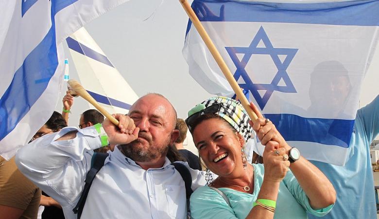 """""""إسرائيل"""" تخطط لجلب ربع مليون يهودي الى فلسطين المحتلة"""