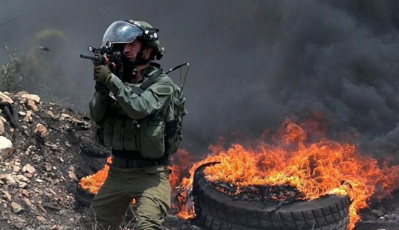 إصابة 15 مواطناً خلال قمع الاحتلال لمسيرة كفر قدوم الأسبوعية