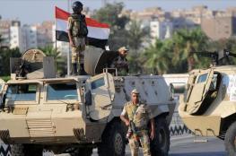 الامن المصري يقتل 13 مسلحا في العريش شمال سيناء
