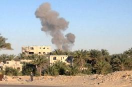 تفجيرات تدريبية للاحتلال على الحدود الشرقية لغزة