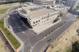 وزيرة الصحة تدعو للإسراع بتشغيل مستشفى الصداقة بقطاع غزة