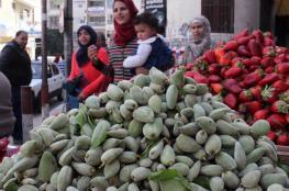 كيلو اللوز في رام الله يصل الى أسعار خيالية وصادمة