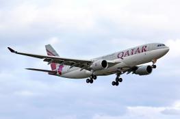 امراة غاضبة تتسبب في هبوط طائرة قطرية اضطراريا