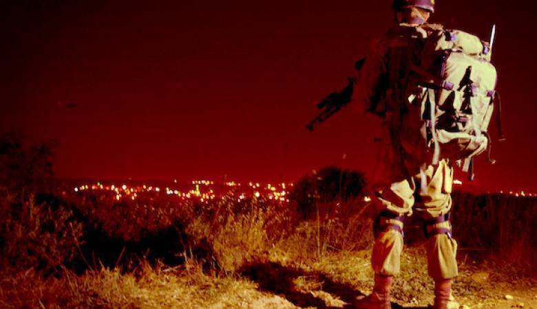 تعرض قوة اسرائيلية لاطلاق نار في مدينة الخليل