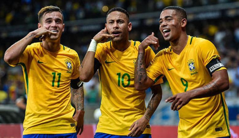 منتخب البرازيل يحقق رقما غير مسبوق في تاريخ كأس العالم