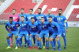 هلال القدس يحتفظ بلقب دوري المحترفين للمرة الثانية على التوالي