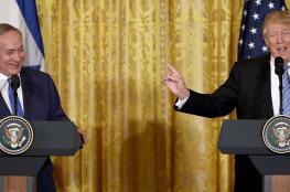 نتنياهو : ترامب يسعى بشكل جدي لابرام اتفاق سلام