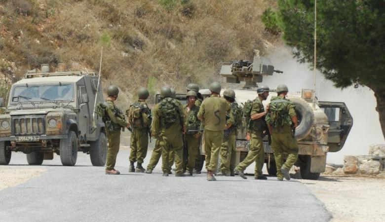 الاحتلال يعتقل 3 أشخاص على الحدود مع لبنان