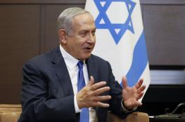 """نتنياهو : التهدئة أفضل """"لاسرائيل """" من عملية عسكرية ضد غزة"""