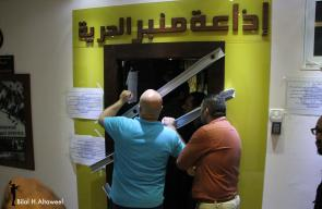 الاحتلال يغلق اذاعة منبر الحرية في الخليل بتهمة التحريض