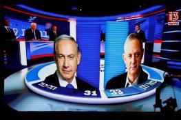 """استطلاع للرأي في """"اسرائيل"""" : نتنياهو في الصدارة وتراجع كبير لحزب غانتس"""