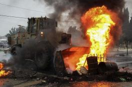 اصابات في مواجهات مع الاحتلال في الخليل