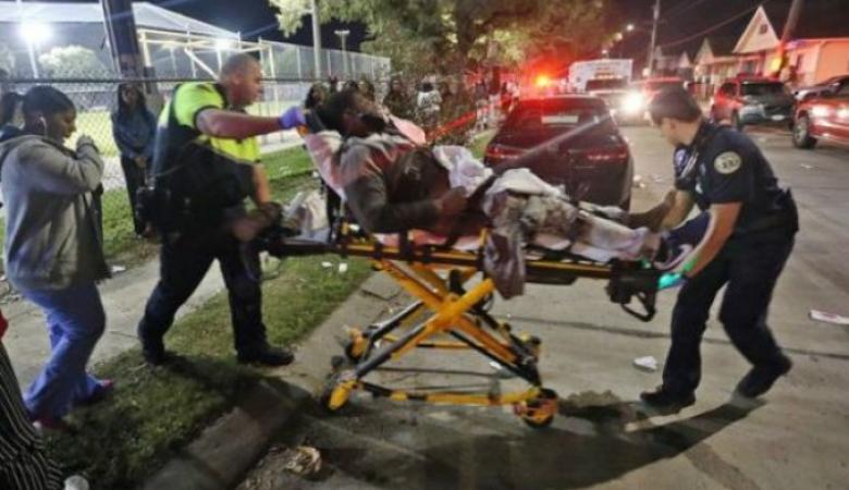 إصابة 11 شخصا في إطلاق نار بمدينة نيو أورليانز الأمريكية