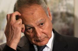 أبو الغيط: القضية الفلسطينية نموذج صارخ لعجز المجتمع الدولي