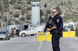 الاحتلال يغلق الطريق الواصل ما بين مدينتي طولكرم وجنين