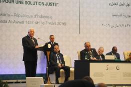 الرئيس يؤكد على اهمية أنشاء برنامج خاص لتمكين الشعب الفلسطيني اقتصاديا