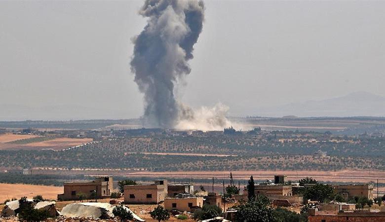 النظام السوري يطالب المدنيين بالرحيل عن إدلب وريف حلب الغربي