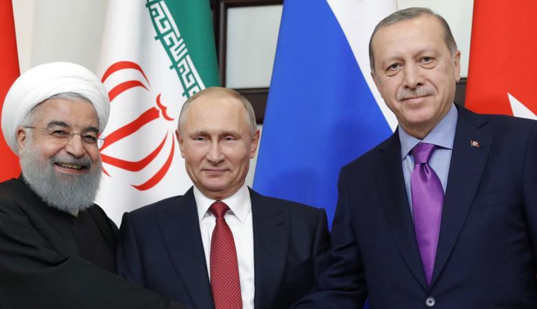 قمة ثلاثية في إيران بشأن سوريا الشهر المقبل