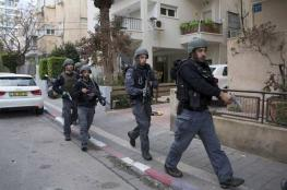 اعتقال عامل فلسطيني حاول تنفيذ عملية طعن في تل أبيب