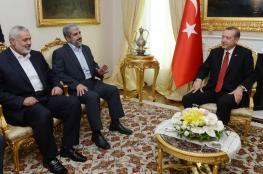 تركيا لأمريكا: حماس حقيقة هامة في الحياة السياسية الفلسطينية