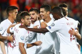"""بالفيديو... أهداف مباراة البرتغال ولوكسمبورغ 2-0 في تصفيات """"يورو 2020"""""""