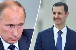 بوتين: تدمر سقطت بسبب عدم التنسيق بيننا وبين الأسد