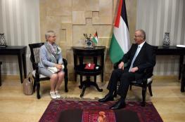 الحمد الله يثمن دور بلجيكا في دعم التعليم بفلسطين