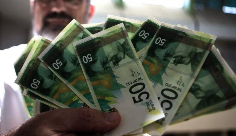 الشيكل يواصل صعوده قرب أعلى مستوياته أمام الدولار