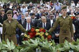 """41 زعيماً ورئيس دولة يصلون """"اسرائيل """" لاحياء ذكرى المحرقة المزعومة"""