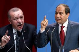 لواء بالجيش يحذر أردوغان..تهديدات السيسي بعمل عسكري في ليبيا جدية