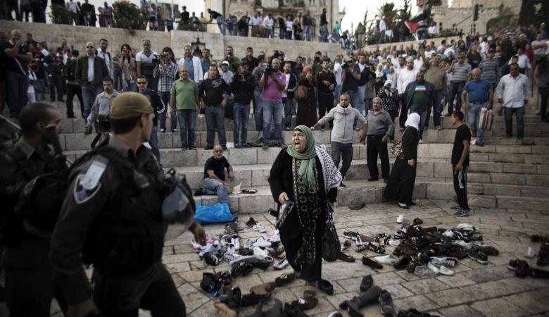 الأردن يحتج على اقتحامات المتطرفين اليهود للمسجد الأقصى
