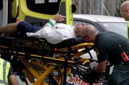 رافعا سبابته إلى الأعلى.. المشهد الأخير في حياة مصلٍّ قضى بمذبحة نيوزيلندا