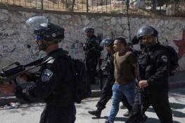 الاحتلال يعتقل أبا ونجله من بلدة عناتا شرق القدس