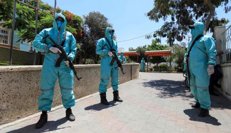 حالة وفاة و47 إصابة بفيروس كورونا في غزة