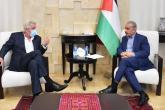 اشتيه : النرويج ستواصل دعم السلطة الفلسطينية
