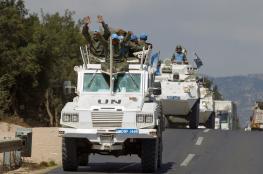 وفاة قائد القوة الأممية في الجولان المحتل