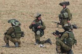 اطلاق نار يستهدف دورية اسرائيلية جنوب قطاع غزة