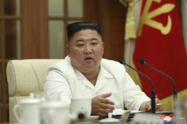 الزعيم الكوري الشمالي يظهر بشكل مفاجئ ويعلن الحرب على كورونا