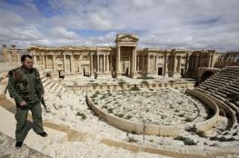 النظام السوري يدخل مدينة تدمر بعد معارك عنيفة