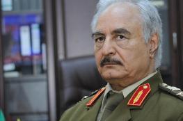 نجاة رئيس أركان قوات حفتر الليبية من محاولة اغتيال