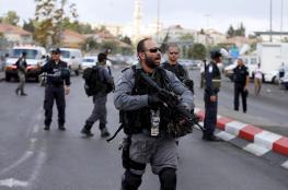 بعد عمليات بحث بالطائرات المروحية ..اعتقال فلسطيني بزعم نيته تنفيذ عملية