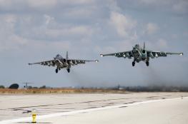 وزير الدفاع الأمريكي يهدد الطيران الروسي الذي يحلق في الاجواء السورية