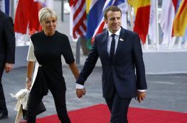 الرئيس الفرنسي : سأزور فلسطين في الربيع المقبل