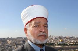 المفتي العام يحذر من تنامي الاعتداء على أذان المسلمين ومقدساتهم