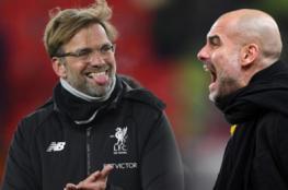 """غوارديولا: ليفربول """"ساحق"""" وسيكون بطلا لو لعب في الدوري الإسباني أو الإيطالي"""