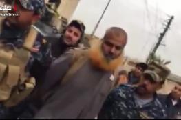 شاهد...القبض على ابن عم ابو بكر البغدادي في الموصل