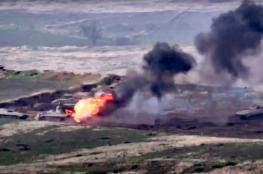 ارمينيا واذربيجان تعلنان التوصل لوقف اطلاق النار والاشتباكات