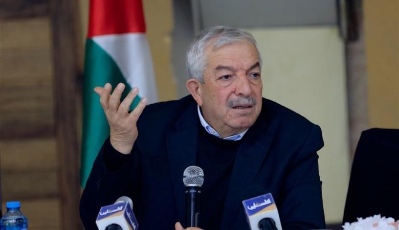 العالول: أنباء مبشرة قريبا للفلسطينيين